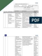 Planificacion Segunda Unidad Historia Sexto Basico