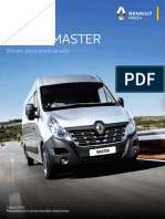 Renault Master Brochure
