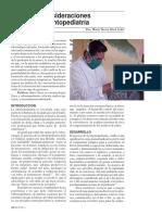 Etica en Odontopediatria