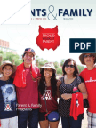 University of Arizona Parents & Family Magazine Spring 2016