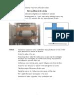 Flywheel Practical Activity