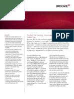 Brocade VEPC Data Sheet
