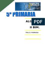 ALGEBRA  II BIM.doc