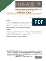 Intertextualidade_bíblia e Machado de Assis