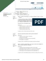 Exercícios de Fixação - MRelacoes internacionais teoria e historiaódulo I