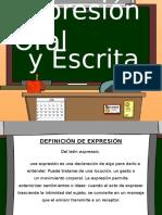 Definicion de Expresion ppt