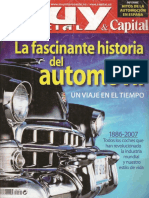 Muy Especial La Fasciante Historia Del Automovil