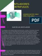 ventiladores centrifugos .pptx