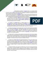 Documento de Ética Graduandos