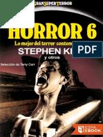 Horror 6/ varios autores