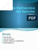 Expo Electroquimica