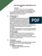 Informacion Tecnica Pozo n04