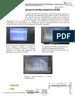 Practica 19 Instalación de Un Sistema Operativo de Red