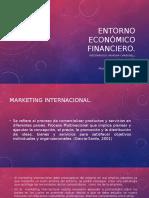 Entorno económico financiero