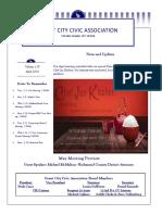 Newsletter April 2016