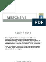 CSS Responsivo