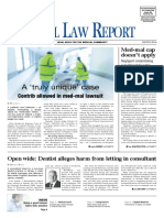 2016 March Virginia Medical Law Report