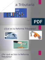 Reforma Tributaria Power Point