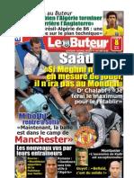 LE BUTEUR PDF du 08/05/2010