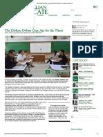 DioknoCup LA Article