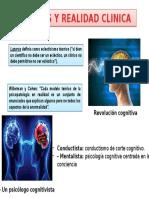 Modelos y Realidad Clinica
