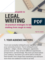 Essential Guide to Legal Writing V3 Final