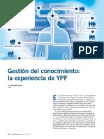 Conocimeinto YPF