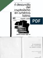 CUEVA_ El Desarrollo Del Capitalismo en América Latina (Fragmento)