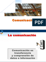 Semana 14 - Comunicacion 2013-1