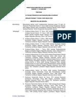 Permendagri No.17 2007