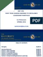 flite portfolio powerpoint