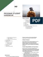 student handbook 2 0