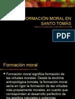 La Formaci n Moral en Santo Tom s