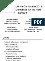 sahami Computing Curicula 2013.pdf