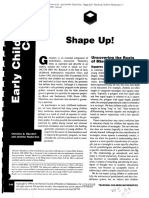 Shape Up Article