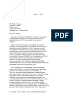 US Department of Justice Civil Rights Division - Letter - tal480