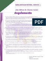 Prêmio Escolar Editora de Ciências Sociais