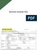 Assessment Gizi