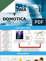 Biometria y Domotica