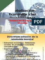 U3. Globalización Económica y Las Organizaciones