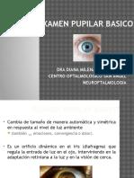 3. Examen Pupilar Básico