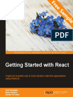Getting Started with React - Sample Chapter