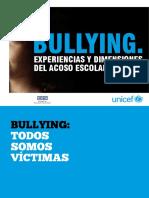 Folleto Bullying Unicef