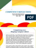 nguyen bernadette - competency reflection