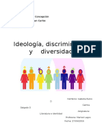 Ideologia, discriminacion y diversidad