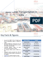 Cargo Industry in India