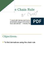 2.4 chain rule