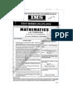 Varun Guntupalli Maths Test 4 Copy