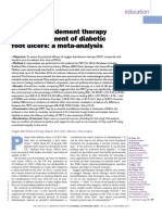 Maggot Debridement Therapy