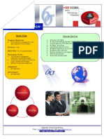 Executive Overview brochure